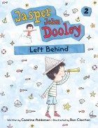 Jasper John Dooley, Left Behind Cover